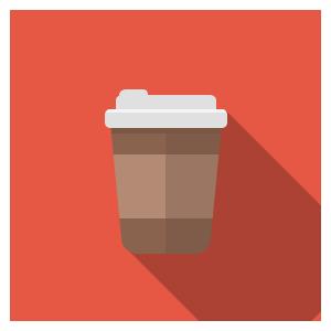 coffee-flat