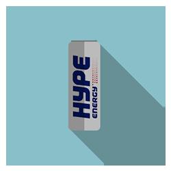 hype-flat